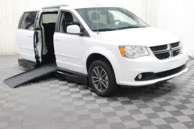New Wheelchair Van for Sale - 2017 Dodge Grand Caravan SXT Wheelchair Accessible Van VIN: 2C4RDGCG1HR858530