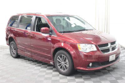 Used Wheelchair Van for Sale - 2017 Dodge Grand Caravan SXT Wheelchair Accessible Van VIN: 2C4RDGCG2HR612232