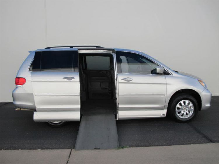 2008 Honda Odyssey EX-L Wheelchair Van For Sale #2