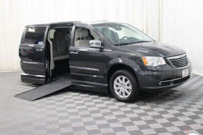Handicap Van for Sale - 2012 Chrysler Town & Country Touring L Wheelchair Accessible Van VIN: 2C4RC1CG5CR323208