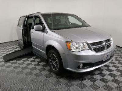 Used Wheelchair Van for Sale - 2017 Dodge Grand Caravan SXT Wheelchair Accessible Van VIN: 2C4RDGCG6HR547093