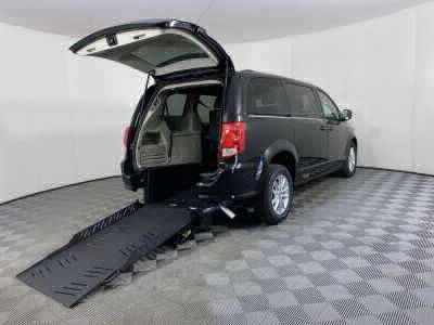 New Wheelchair Van for Sale - 2019 Dodge Grand Caravan SXT Wheelchair Accessible Van VIN: 2C4RDGCG1KR749556