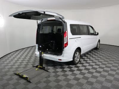 Used Wheelchair Van for Sale - 2015 Ford Transit Connect Wagon XLT Wheelchair Accessible Van VIN: NM0GE9F72F1202251