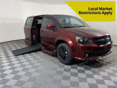 Handicap Van for Sale - 2019 Dodge Grand Caravan SE PLUS Wheelchair Accessible Van VIN: 2C7WDGBGXKR796172