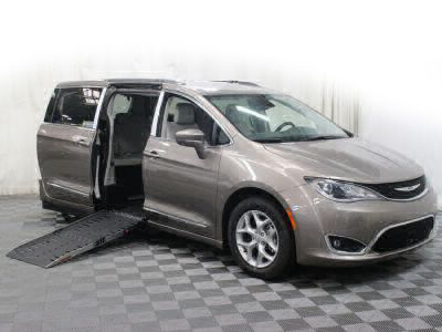 Handicap Van for Sale - 2017 Chrysler Pacifica Touring-L Plus Wheelchair Accessible Van VIN: 2C4RC1EGXHR756835