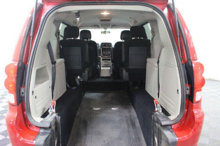 2016 Dodge Grand Caravan SE Wheelchair Van For Sale #8