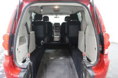2016 Dodge Grand Caravan Wheelchair Van For Sale -- Thumb #8