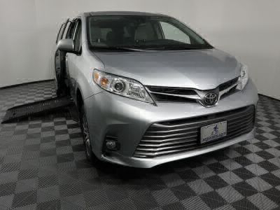 New Wheelchair Van for Sale - 2019 Toyota Sienna XLE Wheelchair Accessible Van VIN: 5TDYZ3DC0KS997273