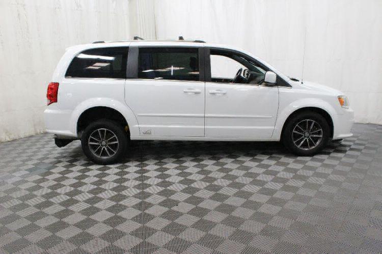 2017 Dodge Grand Caravan SXT Wheelchair Van For Sale #13