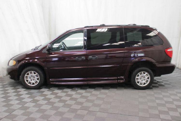 2004 Dodge Grand Caravan SE Wheelchair Van For Sale #28