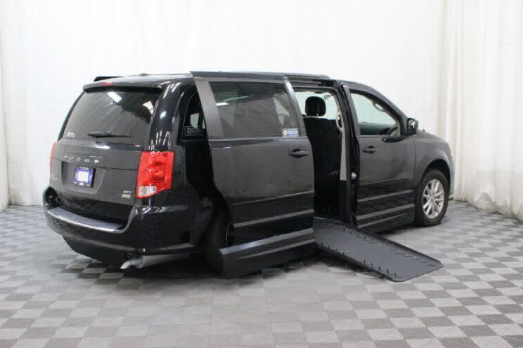 2016 Dodge Grand Caravan SXT Wheelchair Van For Sale #7