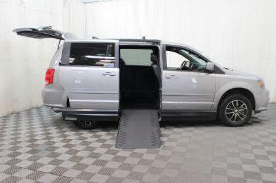 New Wheelchair Van for Sale - 2017 Dodge Grand Caravan GT Wheelchair Accessible Van VIN: 2C4RDGEG2HR869288