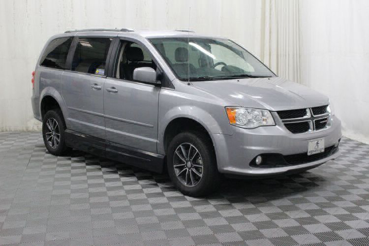 2017 Dodge Grand Caravan SXT Wheelchair Van For Sale #11