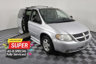 Used Wheelchair Van for Sale - 2006 Dodge Grand Caravan SXT Wheelchair Accessible Van VIN: 2D4GP44L86R886043