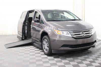 Used 2012 Honda Odyssey EX-L w/Navi Wheelchair Van
