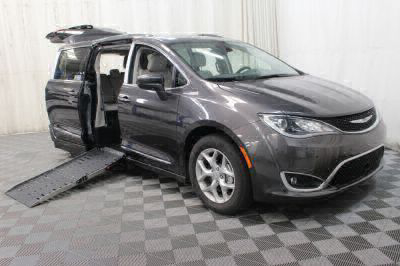 Handicap Van for Sale - 2017 Chrysler Pacifica Touring-L Plus Wheelchair Accessible Van VIN: 2C4RC1EG9HR756826
