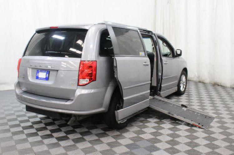 2014 Dodge Grand Caravan SXT Wheelchair Van For Sale #2