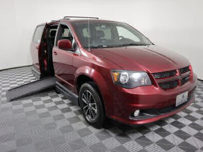 New Wheelchair Van for Sale - 2018 Dodge Grand Caravan GT Wheelchair Accessible Van VIN: 2C4RDGEG6JR341999