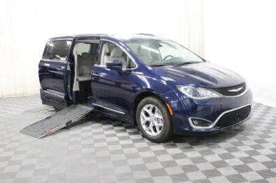 Handicap Van for Sale - 2017 Chrysler Pacifica Touring-L Plus Wheelchair Accessible Van VIN: 2C4RC1EG2HR756831