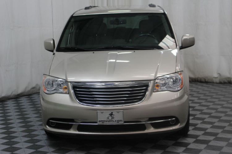 2014 Chrysler Town and Country Touring Wheelchair Van For Sale #12