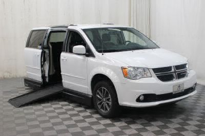 New Wheelchair Van for Sale - 2017 Dodge Grand Caravan SXT Wheelchair Accessible Van VIN: 2C4RDGCG8HR670975