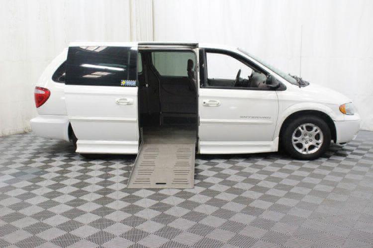 2002 Dodge Grand Caravan Sport Wheelchair Van For Sale #3