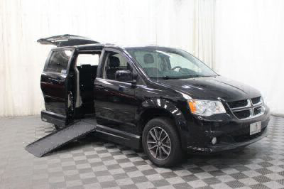 Handicap Van for Sale - 2017 Dodge Grand Caravan SXT Wheelchair Accessible Van VIN: 2C4RDGCG0HR853125