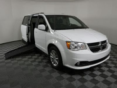 New Wheelchair Van for Sale - 2019 Dodge Grand Caravan SXT Wheelchair Accessible Van VIN: 2C4RDGCG5KR753383