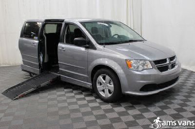 Commercial Wheelchair Vans for Sale - 2017 Dodge Grand Caravan SE ADA Compliant Vehicle VIN: 2C4RDGBG9HR860169