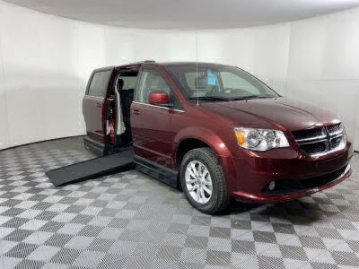 New Wheelchair Van for Sale - 2019 Dodge Grand Caravan SXT Wheelchair Accessible Van VIN: 2C4RDGCG5KR770703