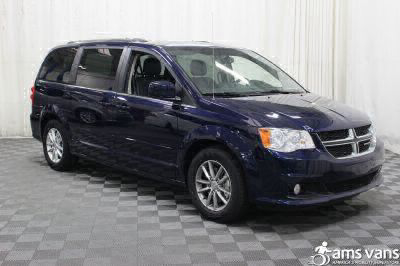 Commercial Wheelchair Vans for Sale - 2017 Dodge Grand Caravan SXT ADA Compliant Vehicle VIN: 2C4RDGCG2HR762339