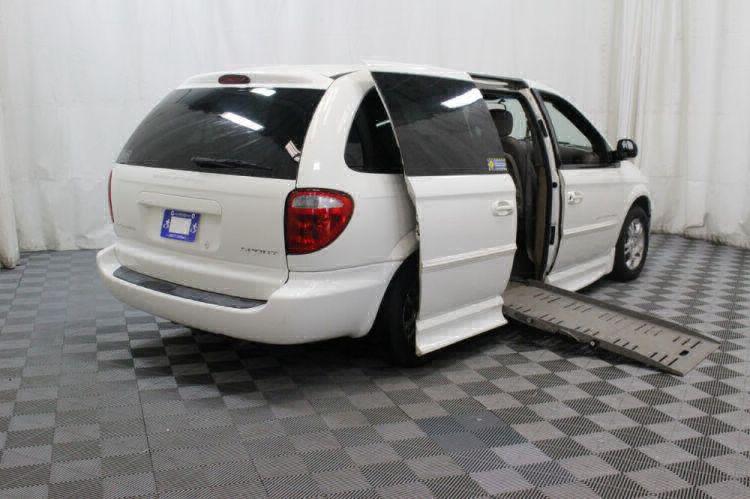 2002 Dodge Grand Caravan Sport Wheelchair Van For Sale #4