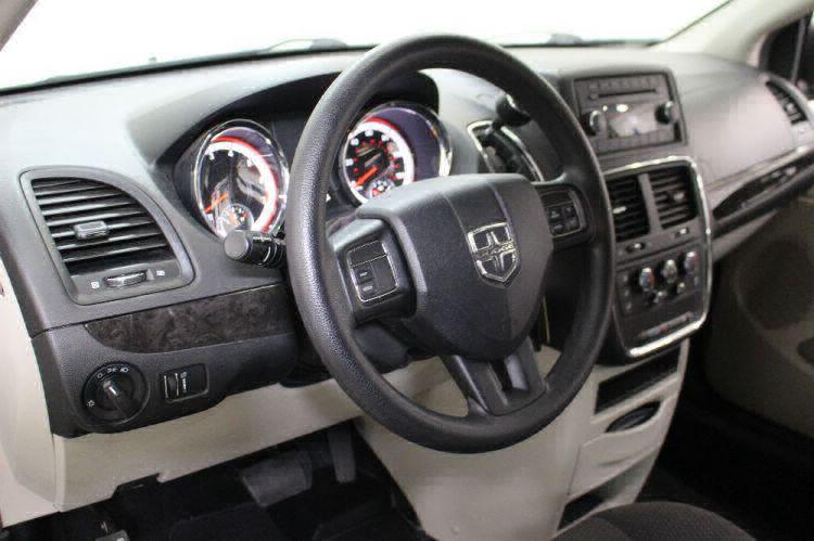 2013 Dodge Grand Caravan SXT Wheelchair Van For Sale #17