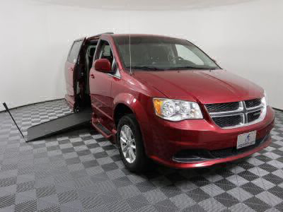 Used Wheelchair Van for Sale - 2015 Dodge Grand Caravan SXT Wheelchair Accessible Van VIN: 2C4RDGCG0FR526866