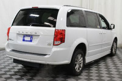 2015 Dodge Grand Caravan Wheelchair Van For Sale -- Thumb #12