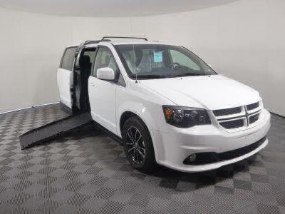 New Wheelchair Van for Sale - 2018 Dodge Grand Caravan GT Wheelchair Accessible Van VIN: 2C4RDGEG8JR346430