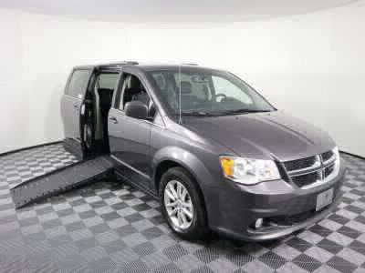 New Wheelchair Van for Sale - 2018 Dodge Grand Caravan SXT Wheelchair Accessible Van VIN: 2C4RDGCG2JR238582