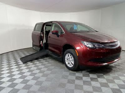 New Wheelchair Van for Sale - 2020 Chrysler Voyager LX Wheelchair Accessible Van VIN: 2C4RC1CG8LR147223