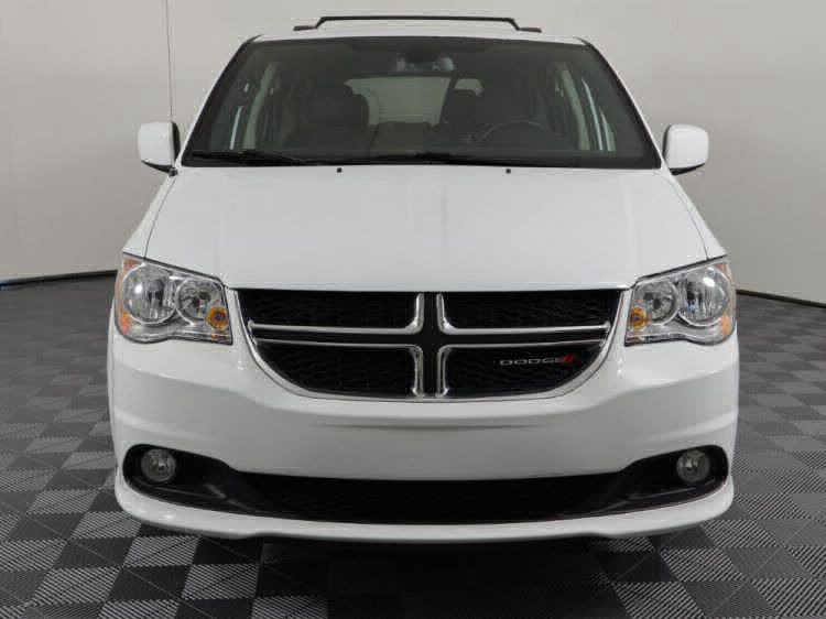 2018 Dodge Grand Caravan SXT Wheelchair Van For Sale #10