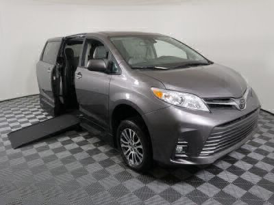 New Wheelchair Van for Sale - 2020 Toyota Sienna XLE Wheelchair Accessible Van VIN: 5TDYZ3DC6LS023525