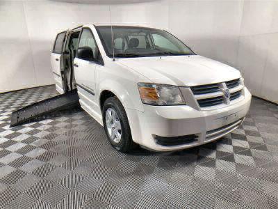 Used Wheelchair Van for Sale - 2008 Dodge Grand Caravan SE Wheelchair Accessible Van VIN: 2D8HN44H08R772612