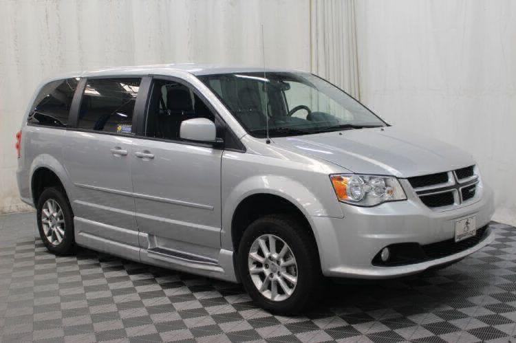 2012 Dodge Grand Caravan R/T Wheelchair Van For Sale #33