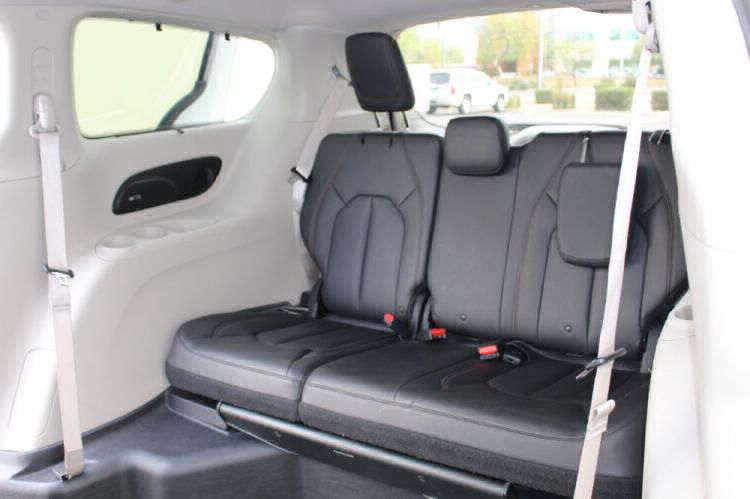 2018 Chrysler Pacifica Touring L Wheelchair Van For Sale #17