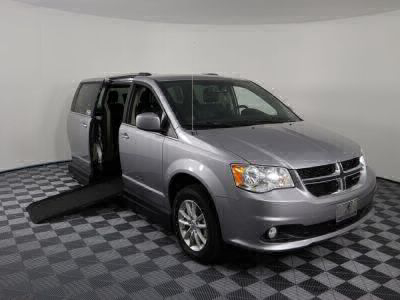 New Wheelchair Van for Sale - 2018 Dodge Grand Caravan SXT Wheelchair Accessible Van VIN: 2C4RDGCG9JR205210