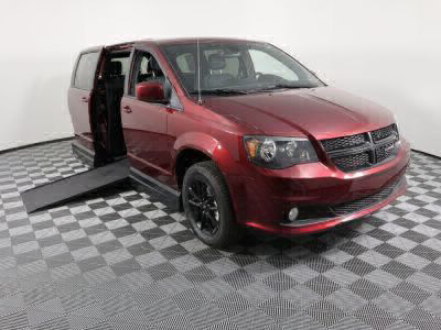 New Wheelchair Van for Sale - 2019 Dodge Grand Caravan SXT Wheelchair Accessible Van VIN: 2C7WDGCG1KR796219