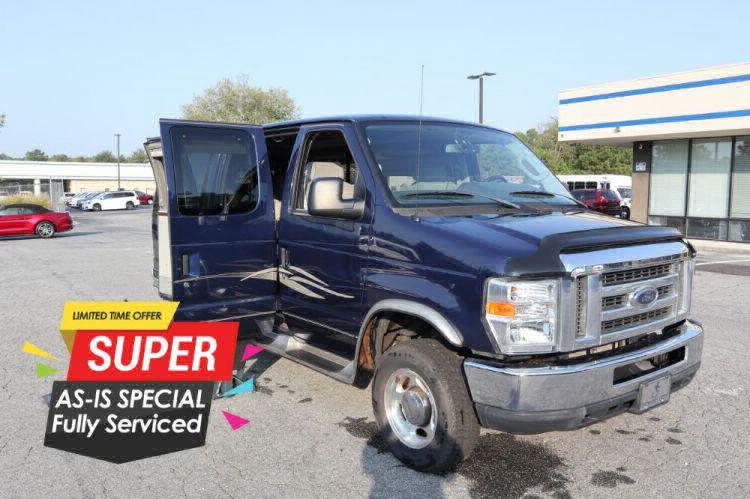 2012 Ford Econoline E150 E-150 Wheelchair Van For Sale #1