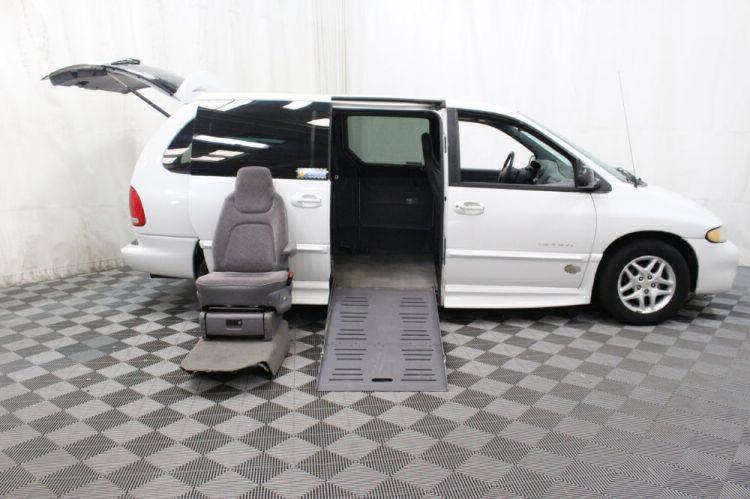 2000 Dodge Grand Caravan SE Wheelchair Van For Sale #6