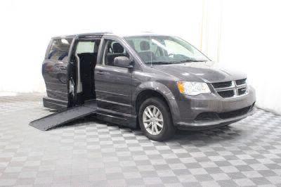 2016 Dodge Grand Caravan Wheelchair Van For Sale