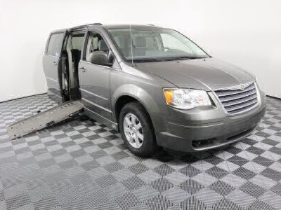 Used Wheelchair Van for Sale - 2010 Chrysler Town & Country Touring Wheelchair Accessible Van VIN: 2A4RR5D17AR468175
