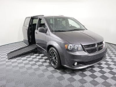 New Wheelchair Van for Sale - 2018 Dodge Grand Caravan GT Wheelchair Accessible Van VIN: 2C4RDGEG4JR336297